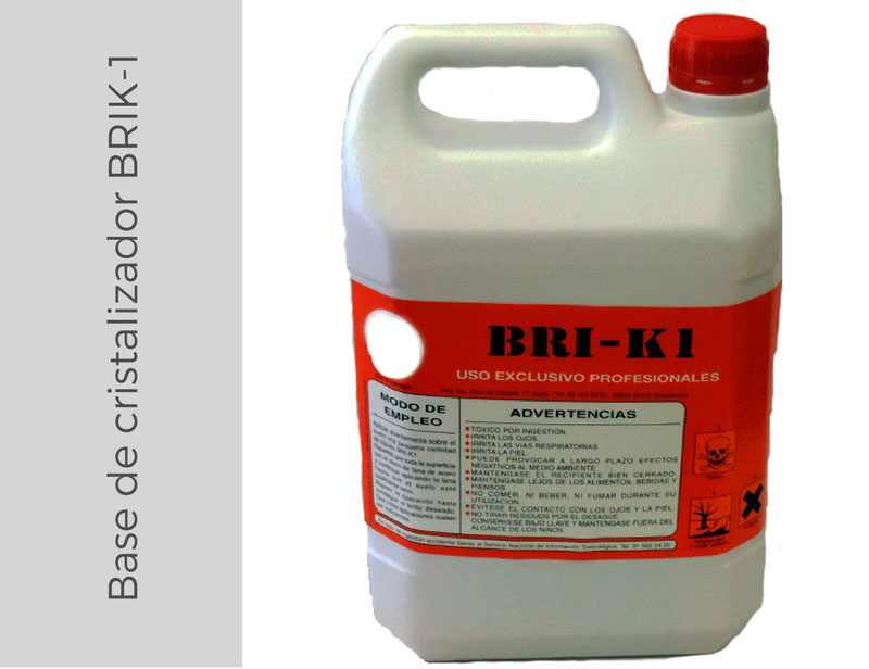 MosaicosBarcelona | Productos para Pulido de suelos. Abrillantador-K1 uso profesional