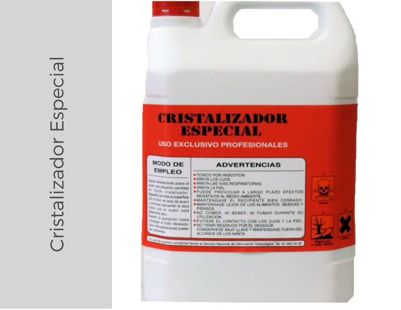 MosaicosBarcelona | Productos para Pulido de suelos. Cristalizador especial uso profesional