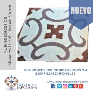 Mosaico Hidráulico Partidas Especiales 703