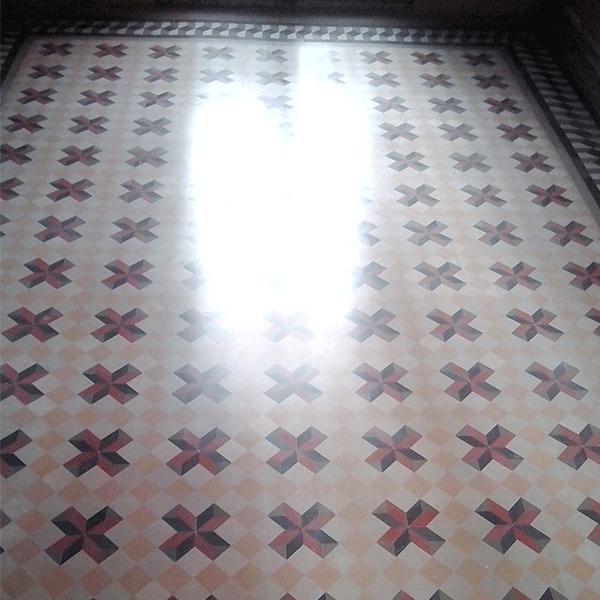 MosaicosBarcelona | Abrillantado de mosaicos hidrauilicos Barcelona