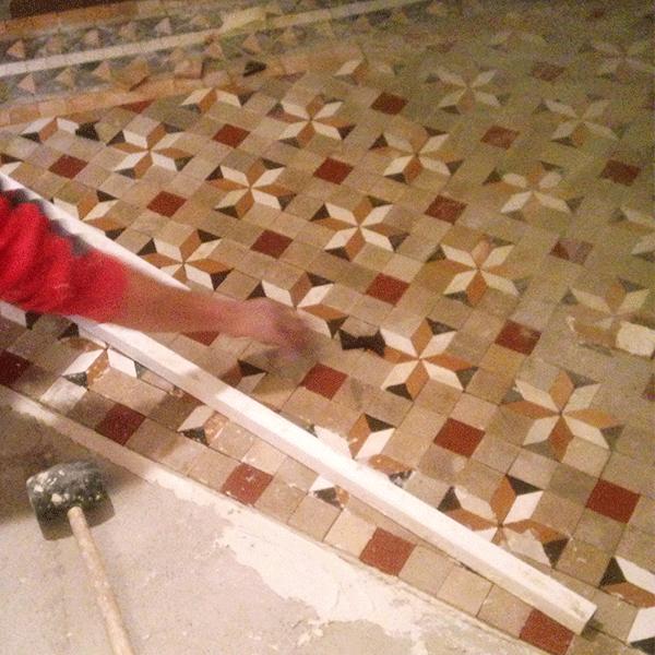 MosaicosBarcelona  Restauraciones mosaico nolla en Barcelona