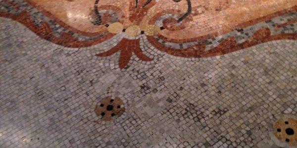 MosaicosBarcelona | tratamiento de suelos mosaico romanos