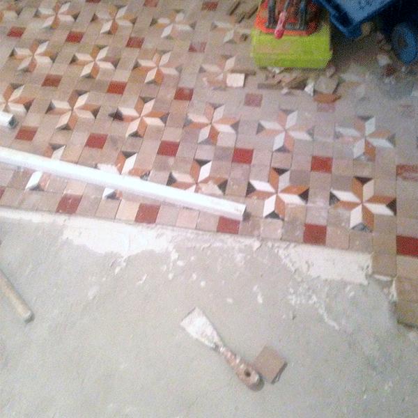 proceso-de-montaje-de-mosaico-nolla-Barcelona
