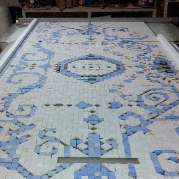 montaje-de-restauracion-de-mosaico-nolla-Barcelona