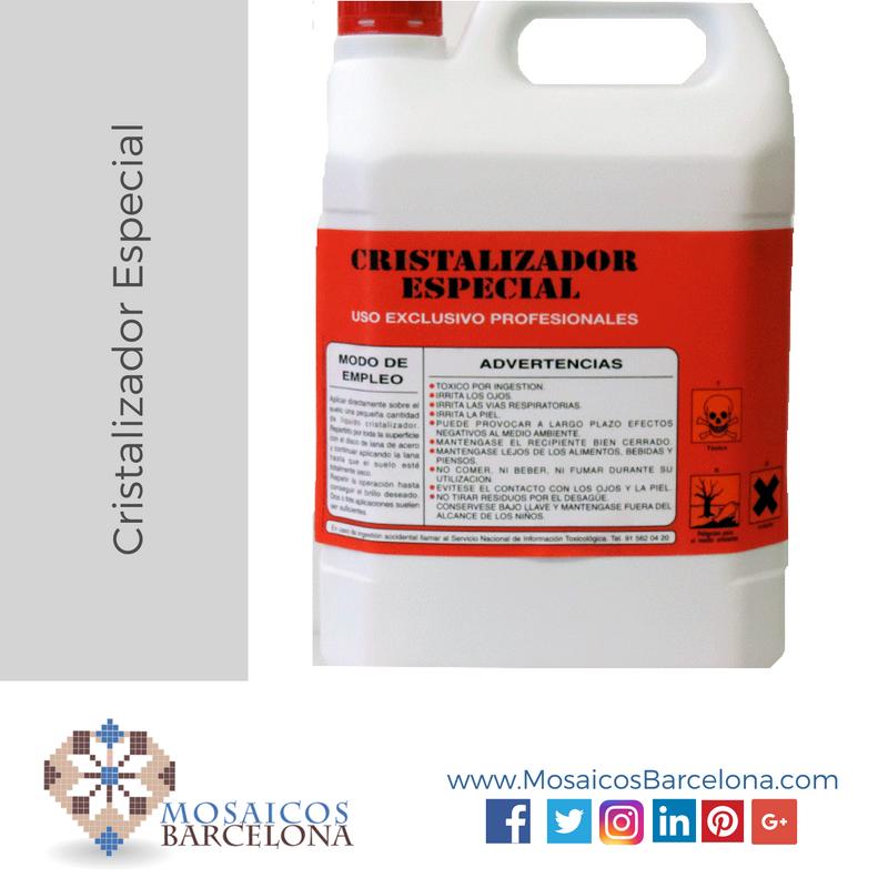 MosaicosBarcelona | Cristalizador Especial