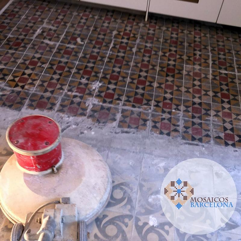 Las tendencias en recuperación de mosaicos hidráulicos