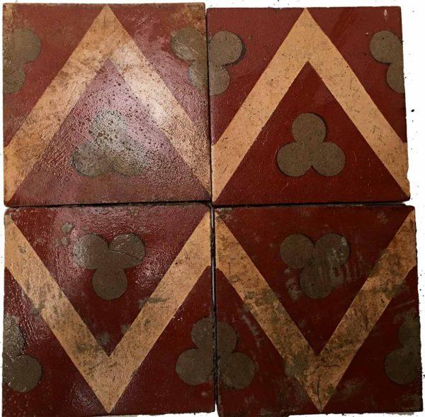 Mosaico Nolla Recuperado 20x20 103