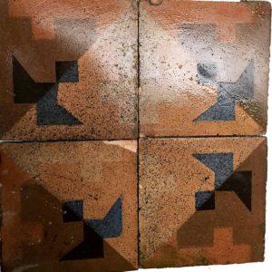 Mosaico Nolla Recuperado 20x20 104