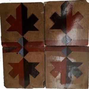 Mosaico Nolla Recuperado 20x20 106