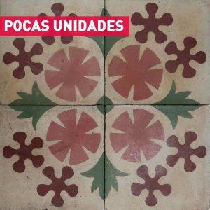 Mosaico Hidráulico 127 Suelo