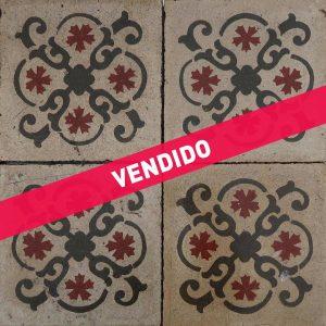 Mosaico Hidráulico 138 Barcelona