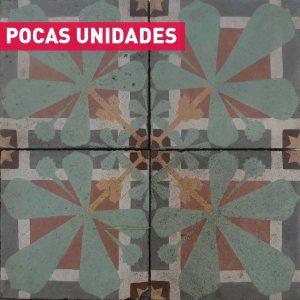 Mosaico Hidráulico 180 Barcelona