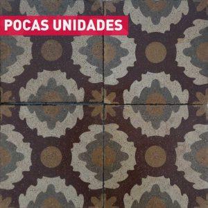 Mosaico Hidráulico 244 Barcelona Suelo
