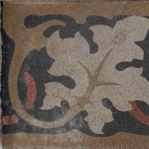 Mosaico Hidráulico Cenefa 001