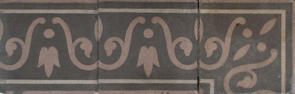 Mosaico Hidráulico Cenefa 002