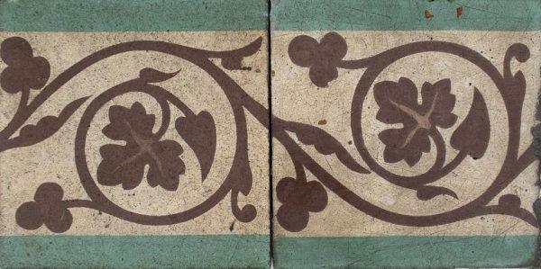 Mosaico Hidráulico Cenefa 003