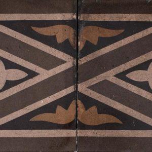 Mosaico Hidráulico Cenefa 004