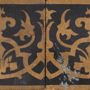 Mosaico Hidráulico Cenefa 006