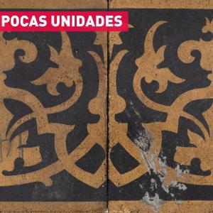 Mosaico Hidráulico Cenefa 006 Barcelona Unidades