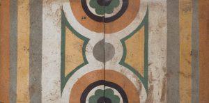 Mosaicos Hidráulico Cenefa 009