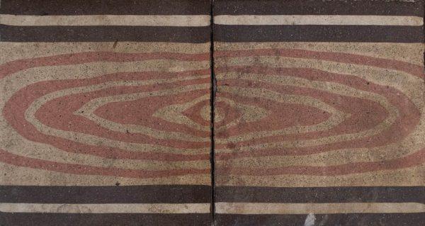 Mosaico Hidráulico Cenefa 010