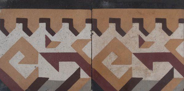 Mosaico Hidráulico Cenefa 013