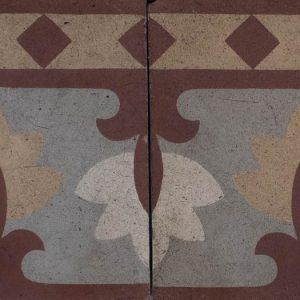 Mosaico Hidráulico Cenefa 014