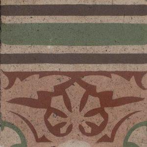 Mosaico Hidráulico Cenefa 015