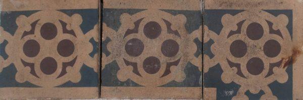 Mosaico Hidráulico Cenefa 016