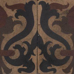 Mosaico Hidráulico Cenefa 017