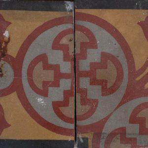 Mosaico Hidráulico Cenefa 020
