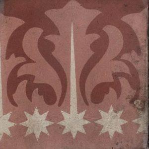 Mosaico Hidráulico Cenefa 021