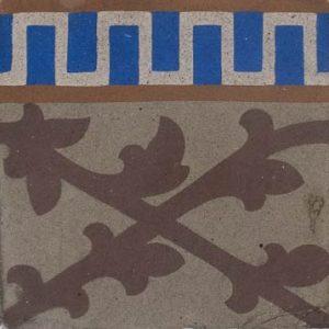 Mosaico Hidráulico Cenefa 022