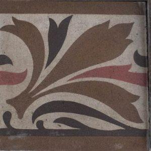 Mosaico Hidráulico Cenefa 024