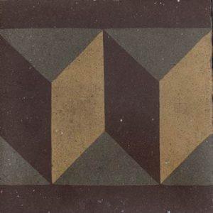Mosaico Hidráulico Cenefa 025