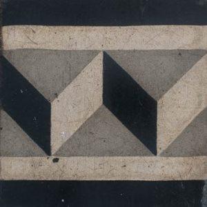Mosaico Hidráulico Cenefa 027