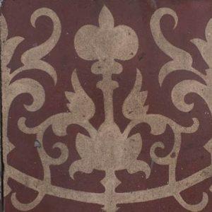 Mosaico Hidráulico Cenefa 028