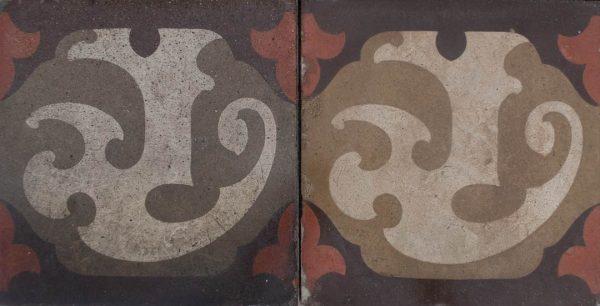 Mosaico Hidráulico Cenefa 031