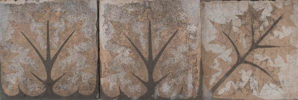 Mosaico Hidráulico Cenefa 032