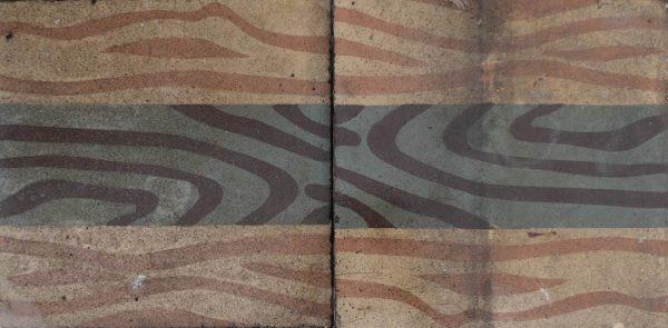 Mosaico Hidráulico Cenefa 033