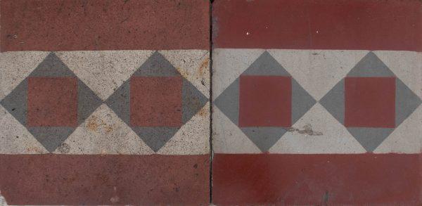 Mosaico Hidráulico Cenefa 035