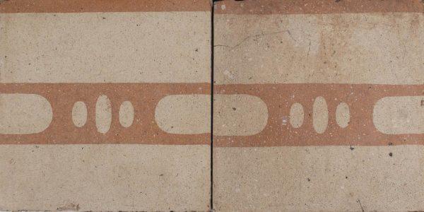 Mosaico Hidráulico Cenefa 037