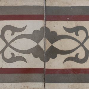 Mosaico Hidráulico Cenefa 039