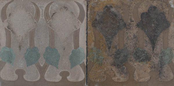 Mosaico Hidráulico Cenefa 042