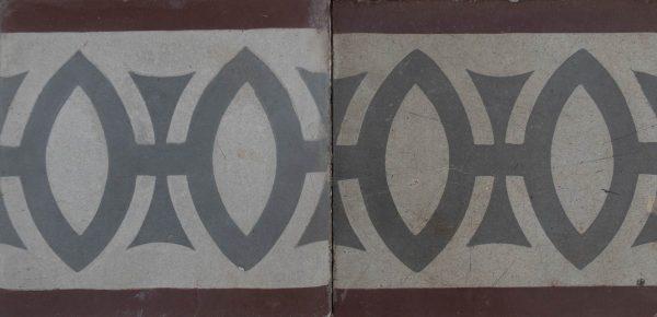 Mosaico Hidráulico Cenefa 043
