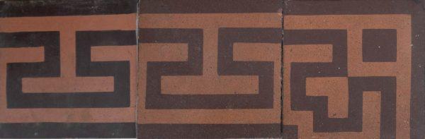 Mosaico Hidráulico Cenefa 044