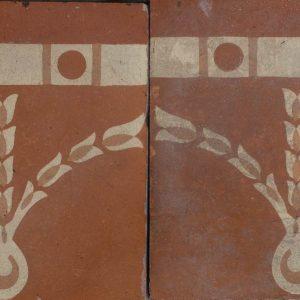 Mosaico Hidráulico Cenefa 046 - 1