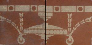 Mosaico Hidráulico Cenefa 046 - 2