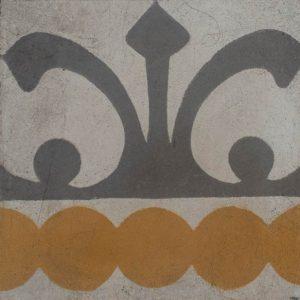 Mosaico Hidráulico Cenefa 047