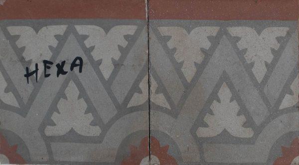 Mosaico Hidráulico Cenefa 049